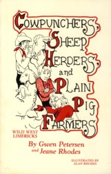 Image for Cowpunchers, Sheep Herders and Plain Pig Farmers