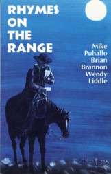Image for Rhymes on the Range: Poetry