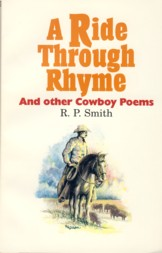 Image for A Ride Through Rhyme and Other Cowboy Poems.