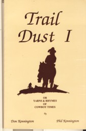 Image for Trail Dust I