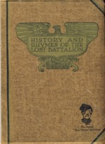 Image for History and Rhymes of the Lost Battalion