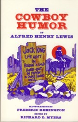 Image for Cowboy Humor of Alfred Henry Lewis