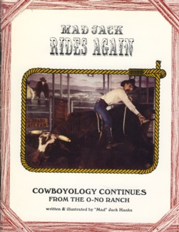 Image for Mad Jack Rides Again