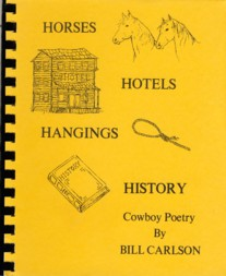 Image for Horses Hotels Hanging History Cowboy Poetry