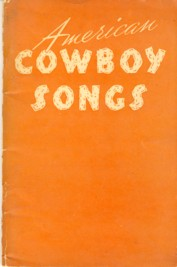 Image for American Cowboy Songs