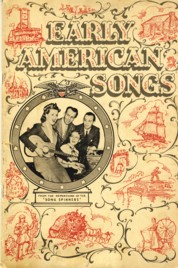 "Image for Early American Songs from the Repertoire of the ""Song-Spinners"""