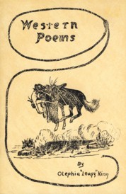 Image for Western Poems