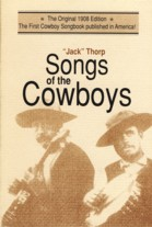 Image for Songs of the Cowboys