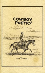 Image for Cowboy Poetry