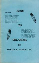 Image for Come to Oklahoma