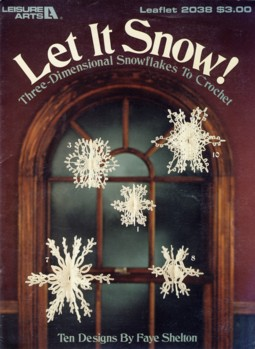 Image for Let It Snow! Leaflet 2038