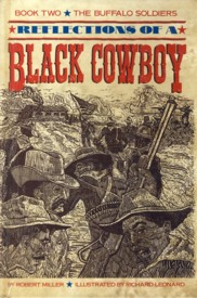 Image for Reflections of a Black Cowboy Book Two The Buffalo Soldiers