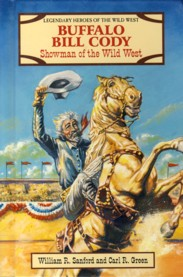 Image for Buffalo Bill Cody: Showman of the Wild West