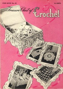 Image for Treasure Chest of Crochet Star Book No. 45