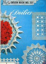 Image for Doilies Lily Design Book No. 201