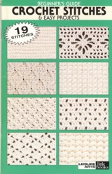 Image for Beginner's Guide Crochet Stitches & Easy Projects #75009