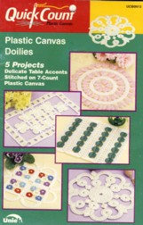 Image for Plastic Canvas Doilies UCBON13