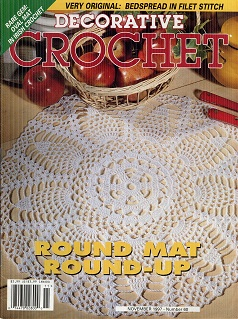 Image for Decorative Crochet November 1997 Number 60