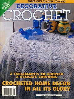 Image for Decorative Crochet May 1998 Number 63