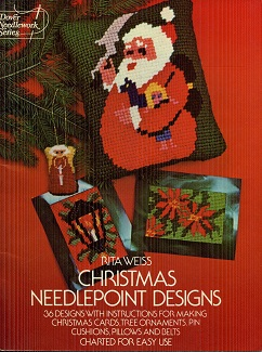 Image for Christmas Needlepoint Designs
