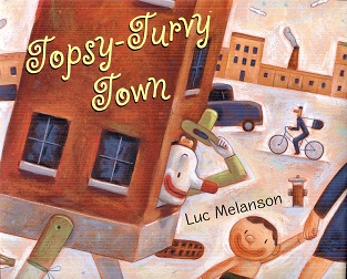 Image for Topsy-Turvy Town