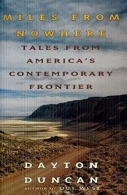 Image for Miles from Nowhere: Tales from America's Contemporary Frontier