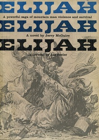 Image for Elijah: A Novel
