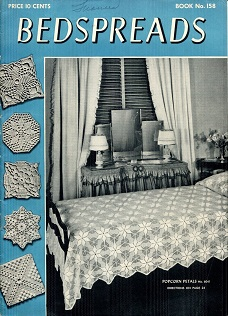 Image for Bedspreads Book No. 158