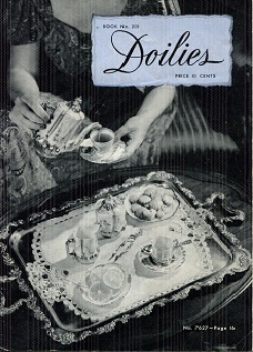 Image for Doilies Book No 201
