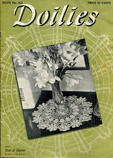 Image for Doilies Book No. 163