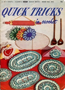 Image for Quick Tricks in Crochet Book No 293