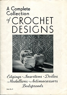Image for A Complete Collection of Crochet Designs Book No 9