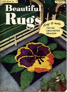 Image for Beautiful Rugs Star Book No 73