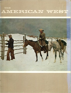 Image for The American West Winter 1965, Volume II No 1