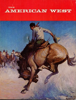 Image for The American West July 1971 Vol VIII No 4