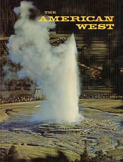 Image for The American West November 1972 Vol IX No 6