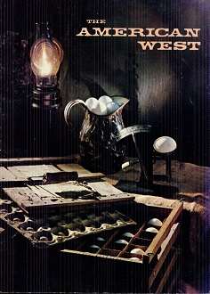 Image for The American West May 1975 Vol XII No 3