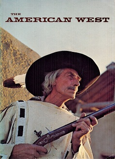Image for The American West September/October 1976 Vol XII No 5