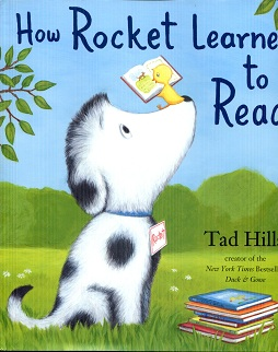 Image for How Rocket Learned to Read