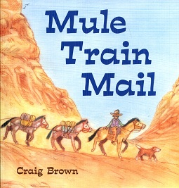 Image for Mule Train Mail