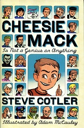 Image for Cheesie Mack is Not a Genius or Anything