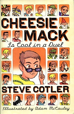 Image for Cheesie Mack Is Cool in a Duel