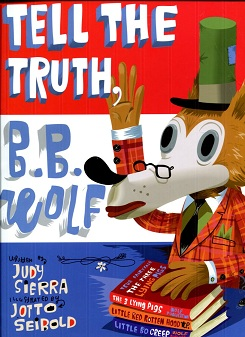 Image for Tell the Truth, B. B. Wolf