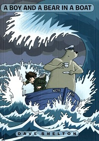 Image for A Boy and a Bear in a Boat
