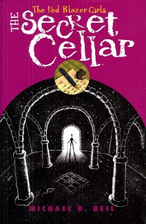 Image for The Red Blazer Girls: The Secret Cellar