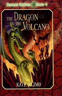 Image for The Dragon in the Volcano