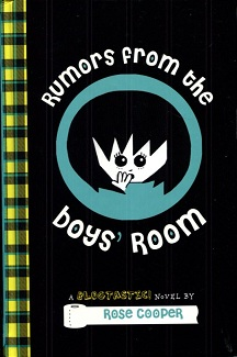 Image for Rumors from the Boys' Room: A Blogtastic! Novel