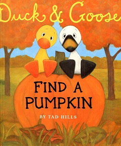 Image for Duck & Goose Find a Pumpkin