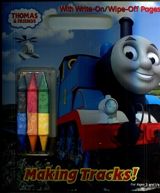 Image for Making Tracks! (Thomas and Friends)