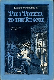 Image for Piet Potter to the Rescue